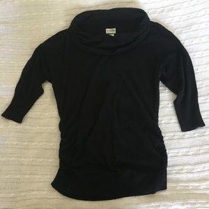 Motherhood Maternity Black Sweater Size S